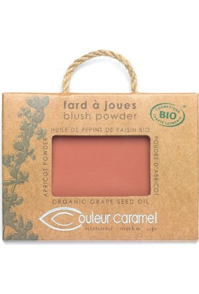 Couleur Caramel Blush Powder No.057 Old Rose 7 Gr.
