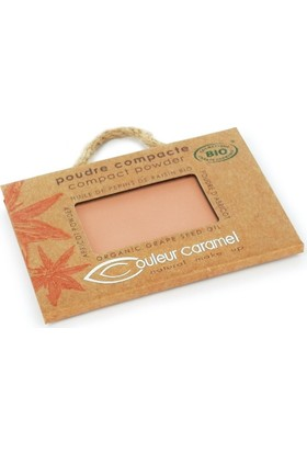 Couleur Caramel Compact Powder No.006 Golden Brown 7 Gr.