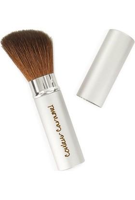 Couleur Caramel Retractable Powder Brush No.3 1 Adet