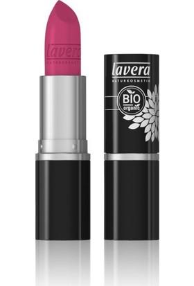 Lavera Organik Dolgunlaştırıcı Kremli Ruj - Popüler Pembe 36 (Beloved Pink)