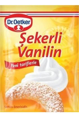 Dr Oetker Şekerli Vanilin 15'Li Paket