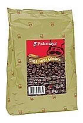 Pakmaya Sütlü Parlak Parça Çikolata 1Kg