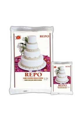 Sweetsorcery Repo Beyaz Pasta Kaplama Şeker Hamuru 1 Kg.