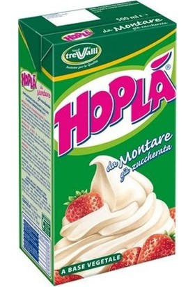 Sweetsorcery Hopla Sıvı Krem Şanti