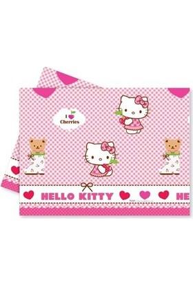 Sweetsorcery Hello Kitty Modeli Masa Örtüsü
