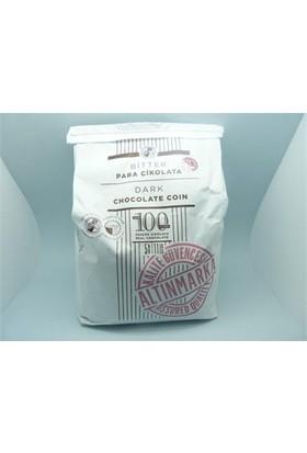 Altınmarka Bitter Para Pul Çikolata 5 Kg