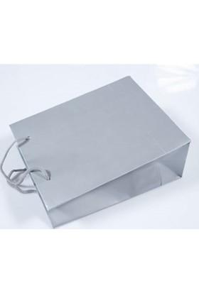 Sweetsorcery Gri Renk 14 X17 Karton Poşet/Adet
