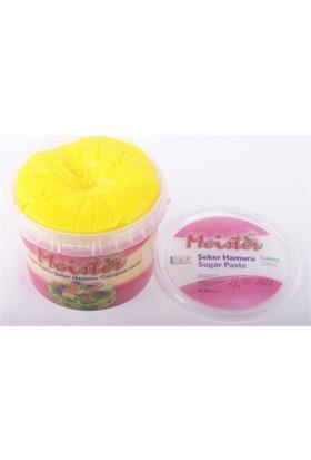 Sweetsorcery Meister Sarı Renk Şeker Hamuru 1 Kg