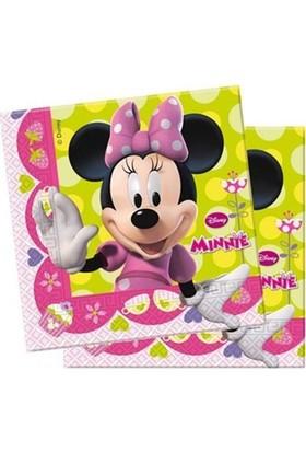 Sweetsorcery Minnie Mouse Modeli Peçete 20 Adet