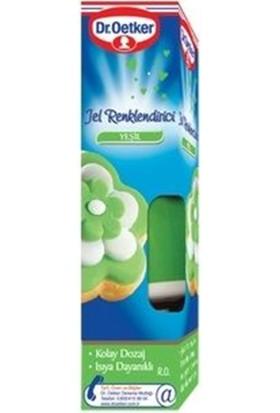 Sweetsorcery Dr. Oetker Yeşil Renklendirici Jel 10Ml