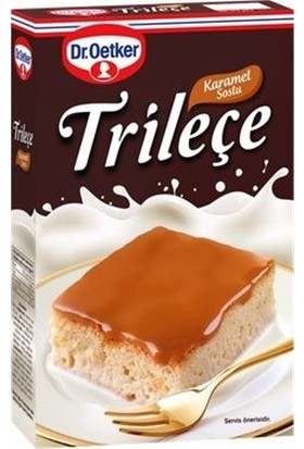 Sweetsorcery Dr. Oetker Trileçe