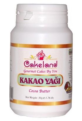 Cakeland Kakao Yağı