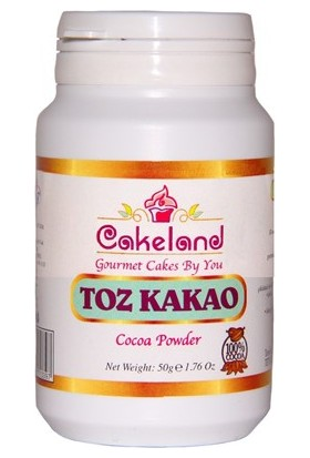 Cakeland Toz Kakao
