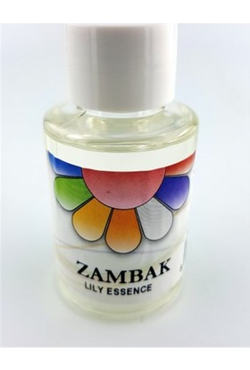Sweetsorcery Zambak - Sabun Kokulu Taş Mum Esansı
