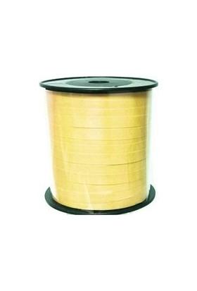 Sweetsorcery Sarı Şerit Rafya