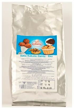 Sweetsorcery Ovalette Sütlü Kokolin Damla Çikolata 1Kg