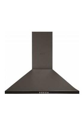 Simfer T 8663 Sm 60 Cm Siyah Dekoratif Davlumbaz