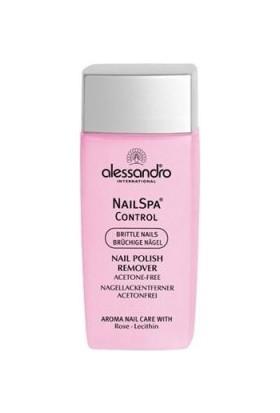 Alessandro Nail Spa Control Nail Polish Remover 120 ml.