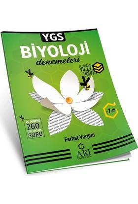 Arı Yayınları Ygs Biyoloji Denemeleri