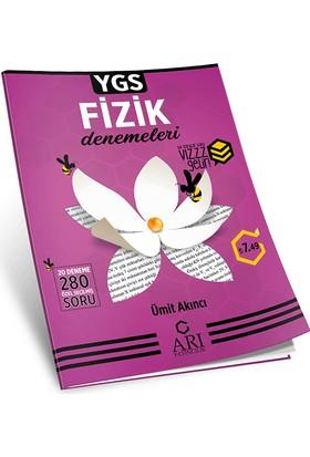 Arı Yayıncılık Ygs Fizik Denemeleri