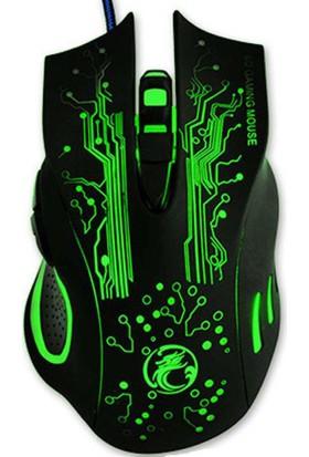 Worth VC X9 Gaming Mouse 2400 DPI Işıklı Kablolu Oyuncu Mouse
