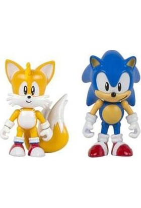 Sonic Boom Figür Sonic Tails Tsb22055