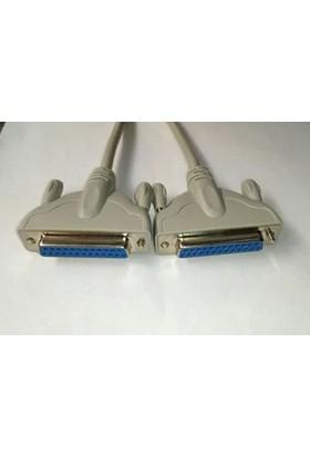 Qpoint 25 Pin Dişi Serial Kablo