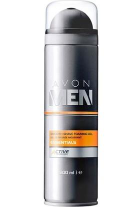 Avon Men Jel Tıraş Köpüğü 200 Ml.