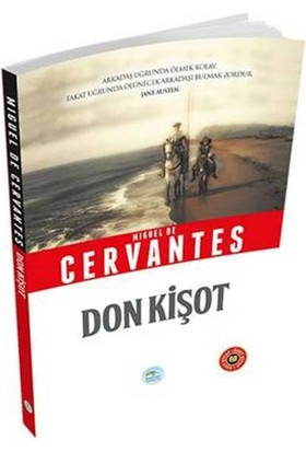 Don Kişot - Cervantes