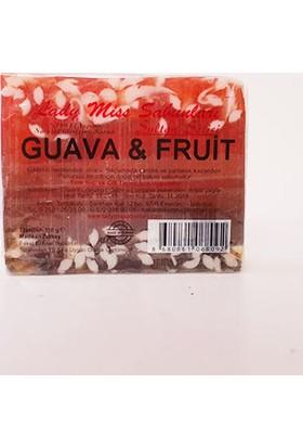 Teyzem Hediyelik Sabun Tyz7010 Guava-Fruit