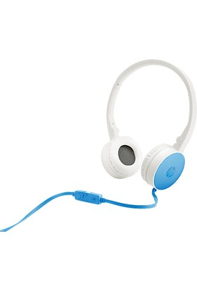 Hp H2800 Mavi Beyaz Kulaklık J9C30Aa