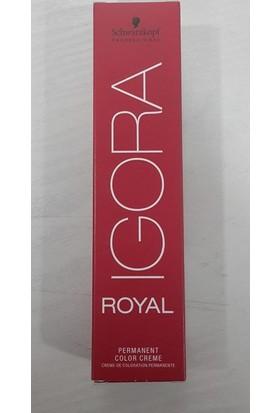 Schwarzkopf Igora Royal Saç Boyası 4-0 Kahve 60ml