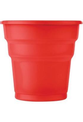 PartyTime Kırmızı Bardak
