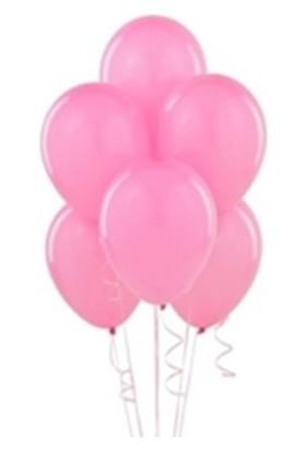 PartyTime Latex Balon Pembe