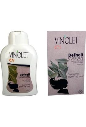 Vinolet Defneli Şampuan 350 Ml