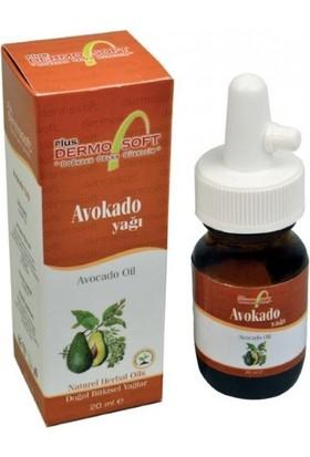 Dermo Soft Avakado Yağı 20 Cc
