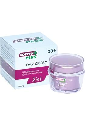 Softto Plus 2İn1 Gündüz Bakım Kremi