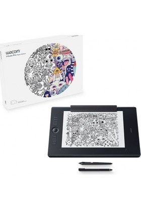 Wacom Int.Pro Paper L Grafik Tablet (Pth-860P-N)