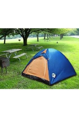 Kamp Çadırı Kolay Kurulumlu (3 Kişilik)