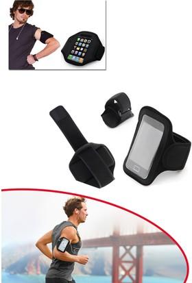 Yürüyüş ve Spor Kol Bandı (iPhone 4-4S-5-5S Modelleri Uyumlu)
