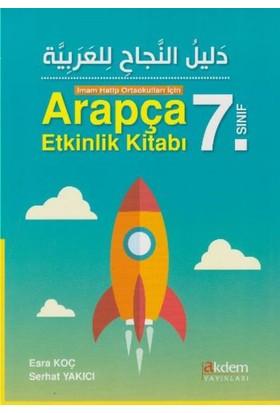 Akdem Yayınları 7. Sınıf İmam Hatip Ortaokulları İçin Arapça Etkinlik Kitabı