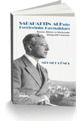 Sabahattin Ali'Nin Eserlerinin Kaynakları