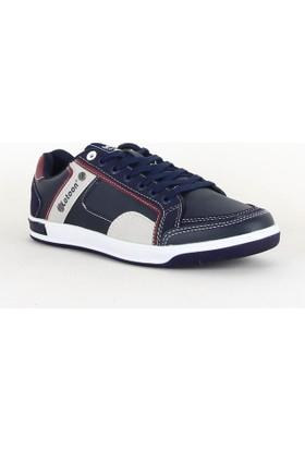 Letoon 3004 Erkek Koşu Yürüyüş Spor Ayakkabı Lacivert