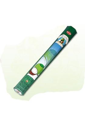 Hem Coconut Incense Sticks - Hindistan Cevizi Tütsü 20 Adet