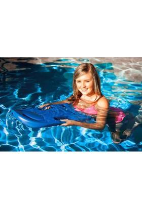 Direkstoktan Yüzme Tahtası Plastik Turuncu Renk