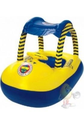 Direkstoktan Fenerbahçe Lisanslı Güneş Korumalı Çoçuk Flatörü