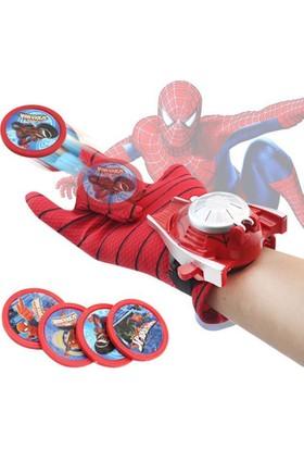 Spiderman Aksiyon Eldiven Seti