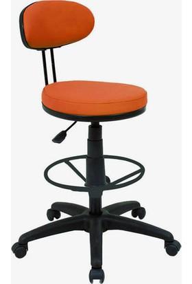Nusta design Dn1 Tabure - Bar Taburesi - Ofis Çalışma Koltuğu
