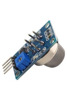 Güvenrob Mq-2 Yanıcı Gaz / Duman Gaz Sensör Modülü