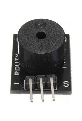 Güvenrob Arduino Passive Buzzer Modül Sensör Kart